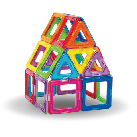 Magformers_30pcs_House; Magnetii Educativi