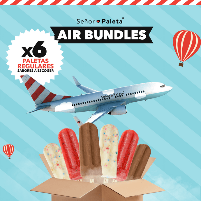 Air Bundle x6 - USA