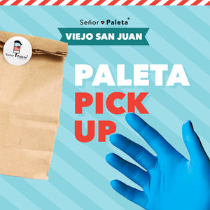 COMING SOON! - Paleta Pickup: Viejo San Juan