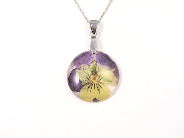 February birth month flower jewelry
