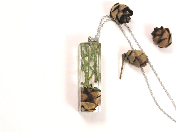 nature lovers necklace