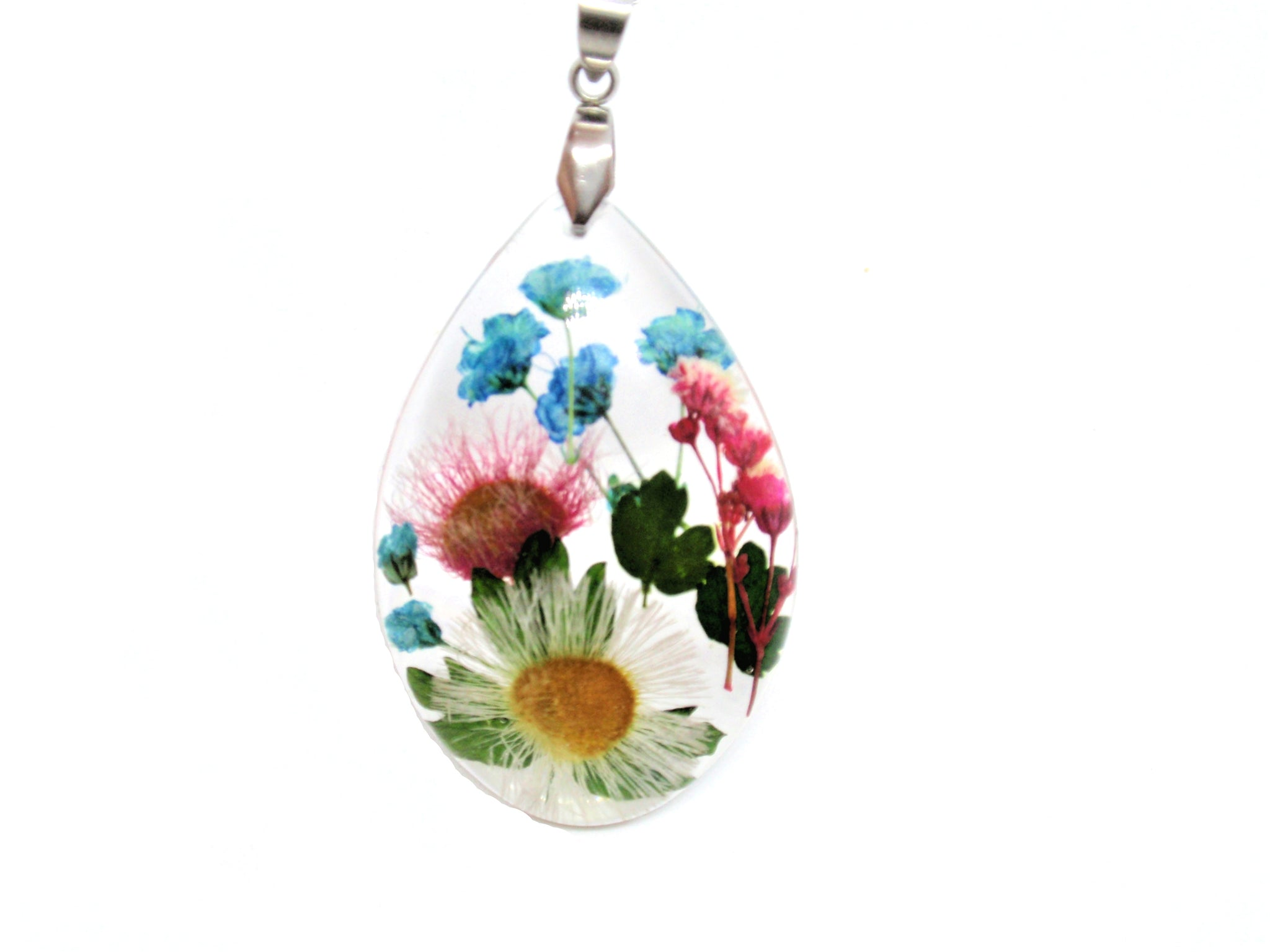 WildFlower bouquet necklace