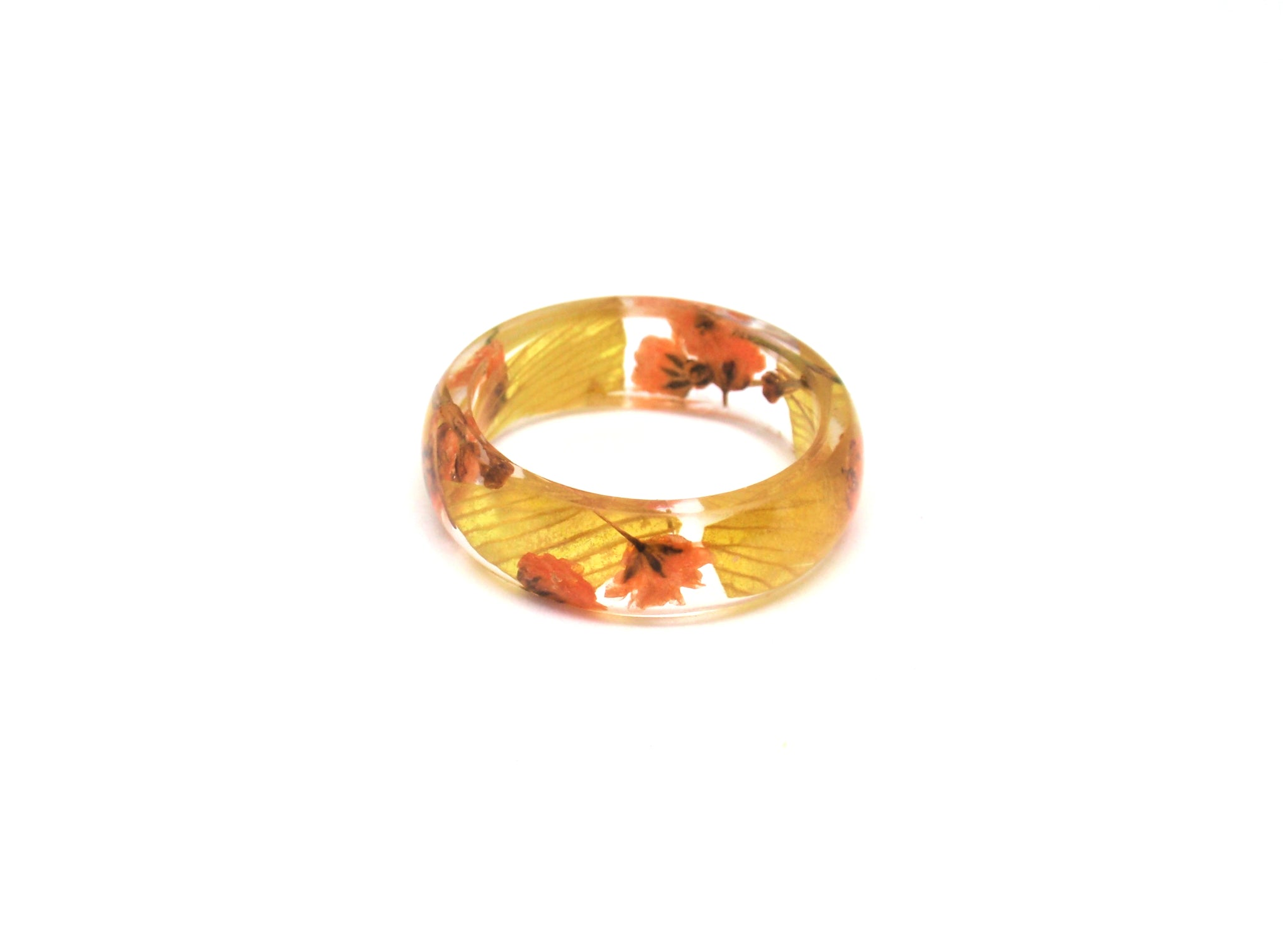 Autumn Flower ring