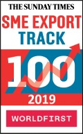 Export Track 2019 Logo