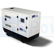 Welland Power WP15, 15kVA Canopied Diesel Generator powered by Perkins 403A-11G2 diesel engine