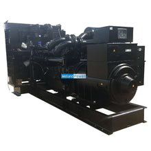 Welland Power WP1000, 1000kVA Open Diesel Generator powered by Perkins 4008TAG2A diesel engine