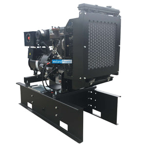 A Welland Power WP30 diesel generator Powered by a Perkins 1103A-33G diesel engine.