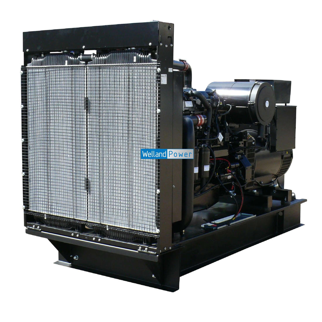 A Welland Power WP600E diesel generator Powered by a Perkins 2806A-E18TAG1A diesel engine.