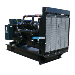 Welland Power WP500, 500kVA Open Diesel Generator powered by Perkins 2506A-E15TAG2 diesel engine