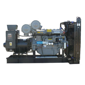 Welland Power WP720, 720kVA Open Diesel Generator powered by Perkins 4006-23TAG2A diesel engine Welland Power