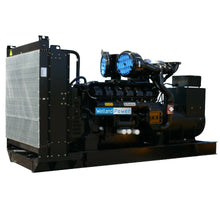 Load image into Gallery viewer, Welland Power WP720, 720kVA Open Diesel Generator powered by Perkins 4006-23TAG2A diesel engine Welland Power