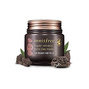 [Innisfree] Super Volcanic Pore Clay Mask