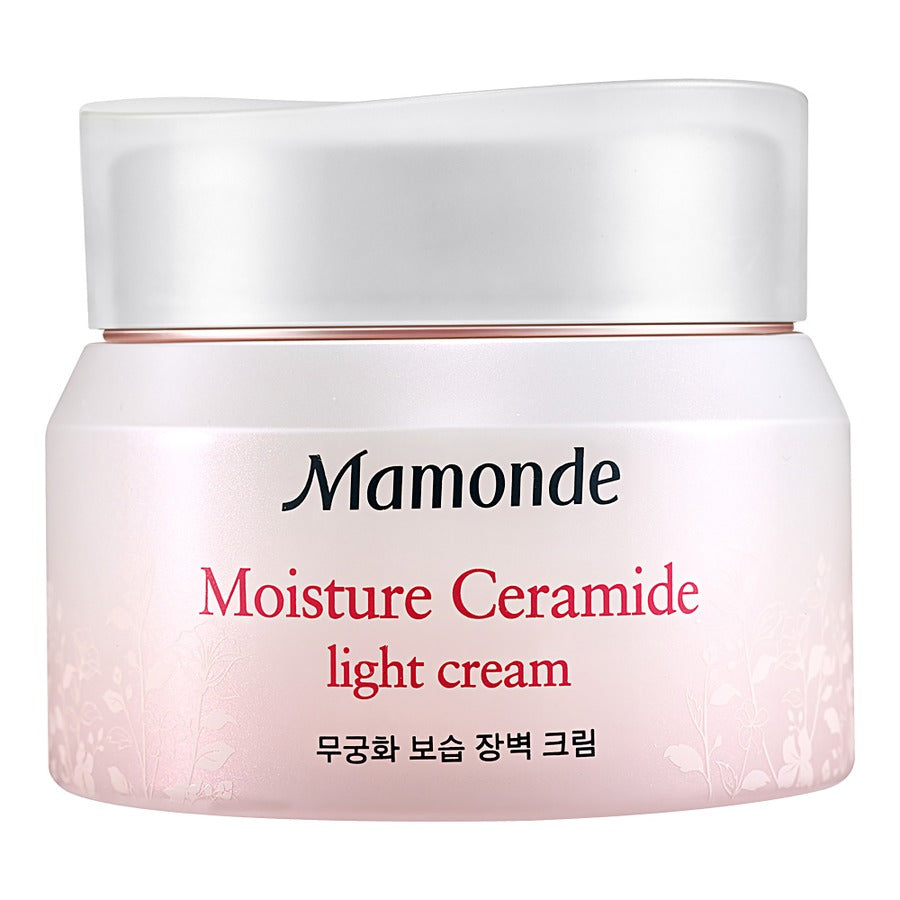 [Mamonde] Moisture Ceramide Light Cream (Hibiscus)