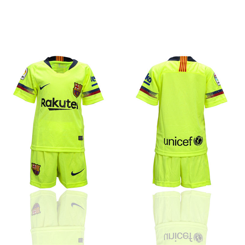 buy online 6f3ab 8a5ad Barcelona Kids Away 2018/19