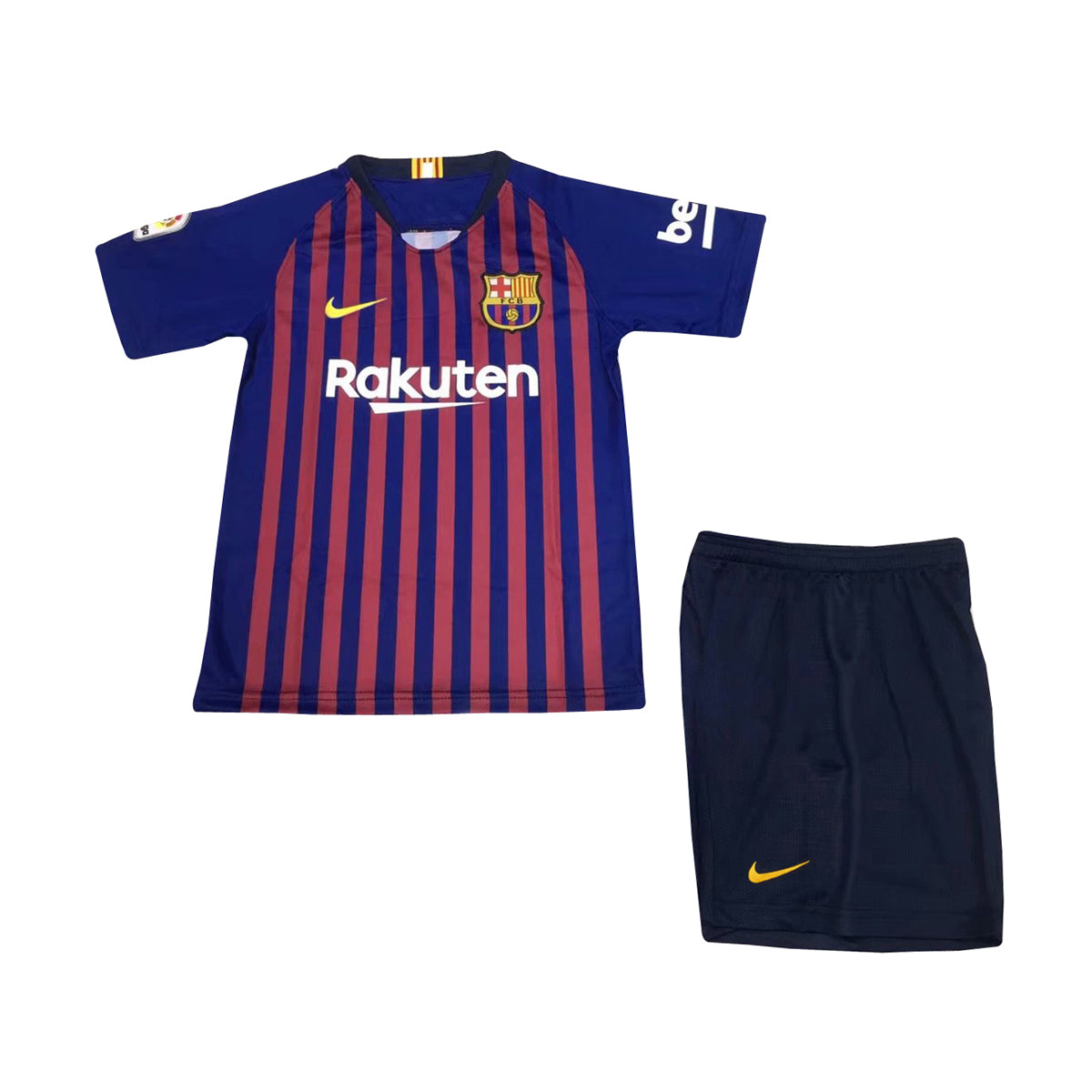 0dcdbe3ff Barcelona Home kids 2018 19 kit - uaesportstore
