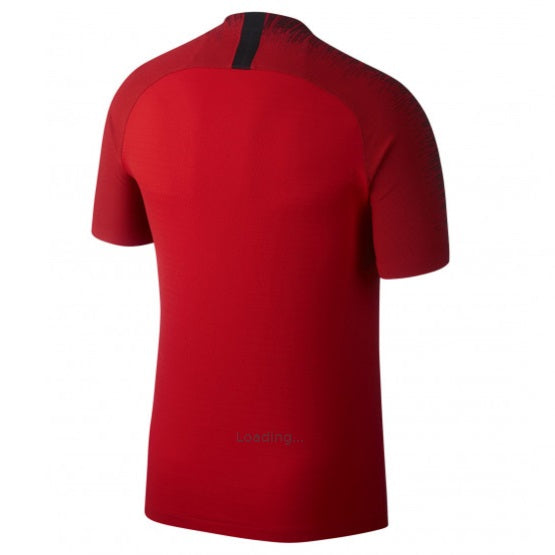 21ccdbeb1 PSG X Jordan Red Pre-Match Training Jersey 2018-2019