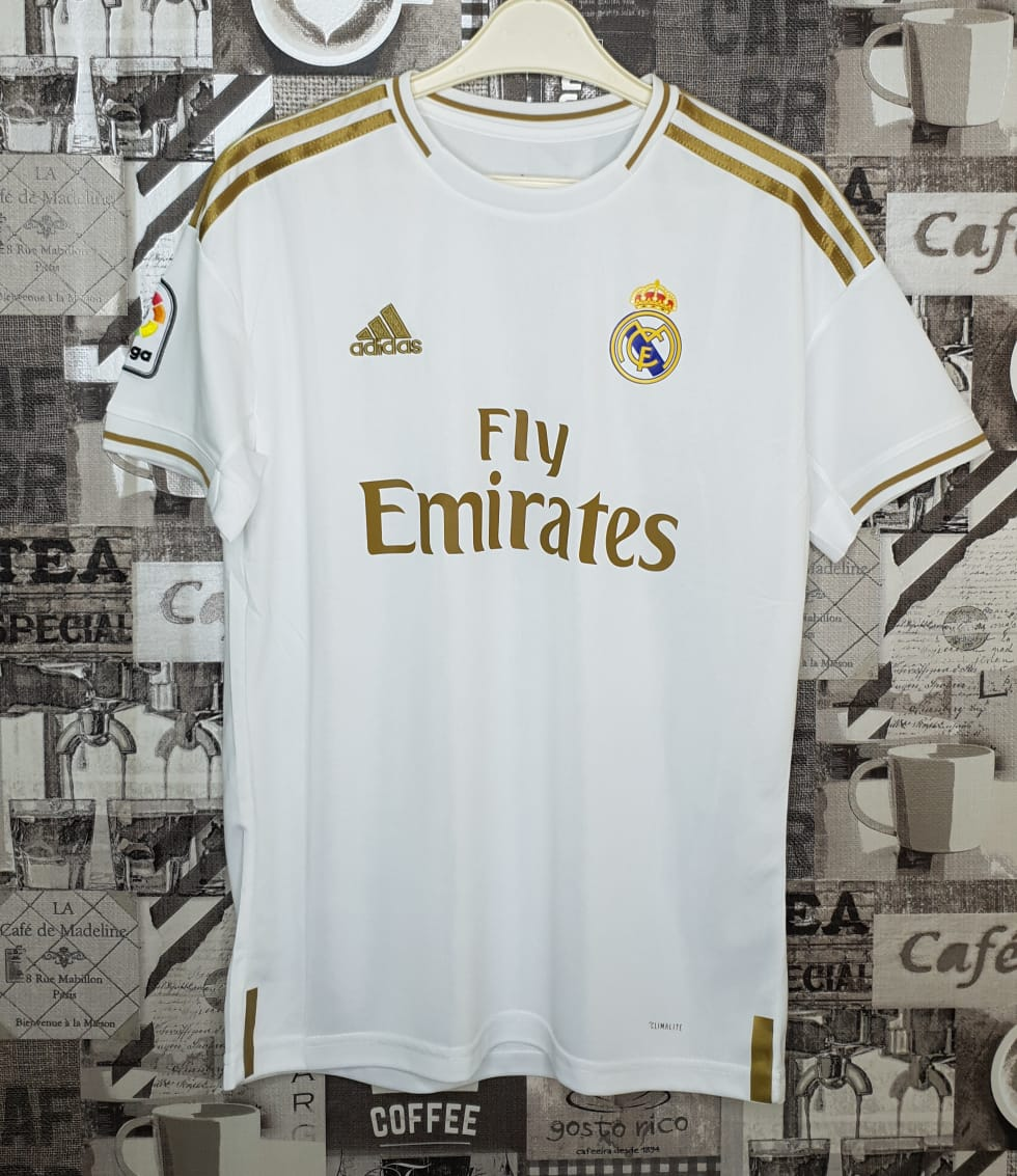fe229e1c35c Real madrid home jersey 2019/2020. ADIDAS