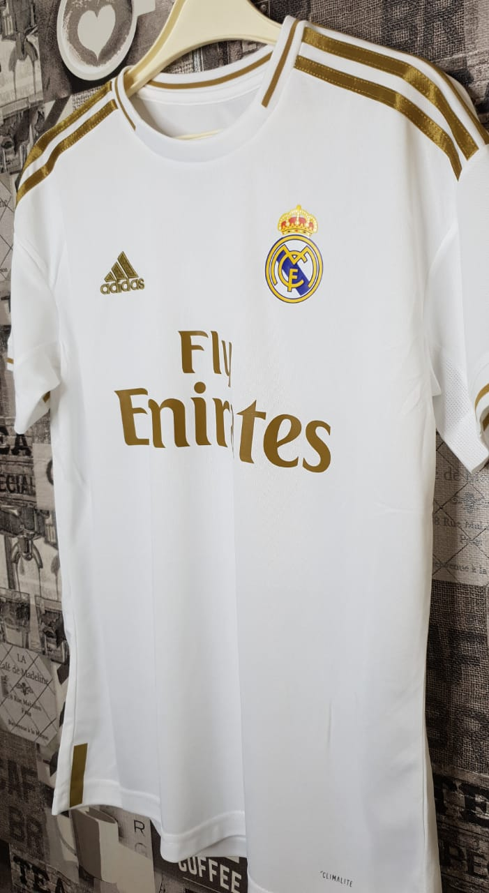 wholesale dealer f91f9 c4c08 Real madrid home jersey 2019/2020