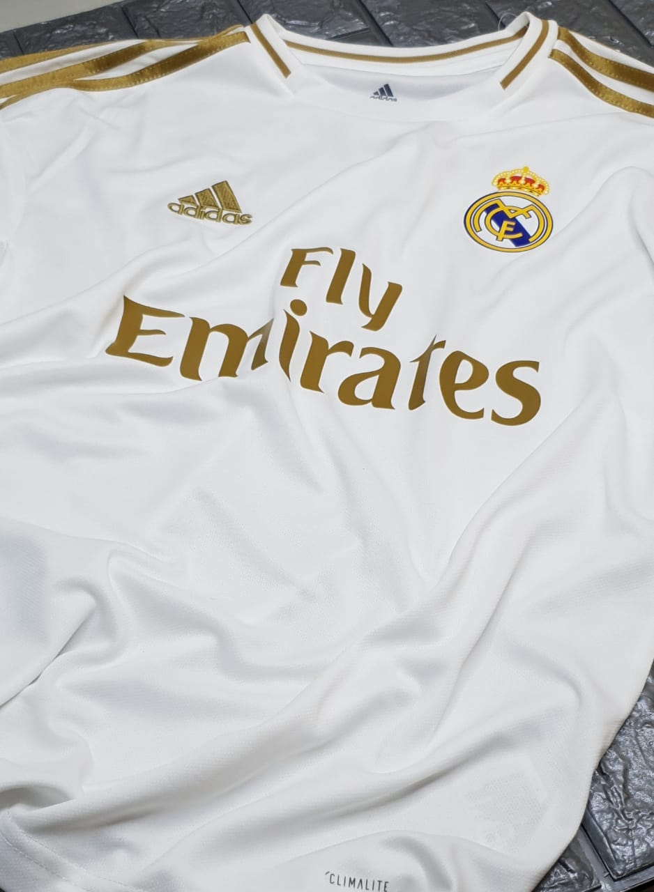 wholesale dealer e0cba 3640b Real madrid home jersey 2019/2020