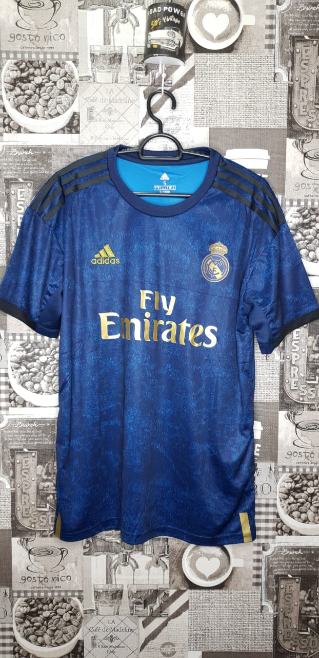 competitive price 097f6 a8c55 Real madrid away jersey 2019/2020