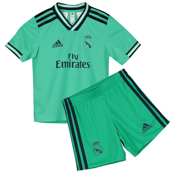 new style 39e2b 6a5a0 Real Madrid Kids third Kit 2019/20