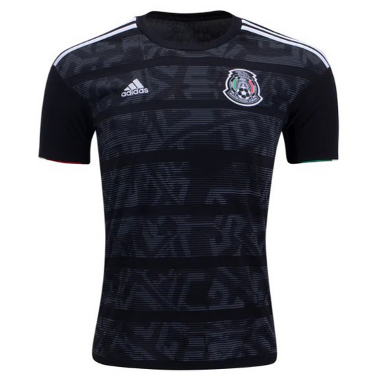 367816d9e National Team Jersey. Mexico Home Black 2019 20