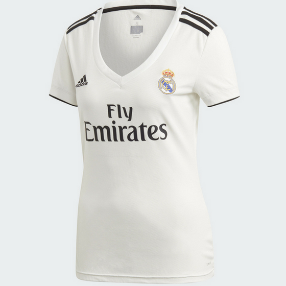 299aba6cf Real Madrid Home Woman jersey 2018 19