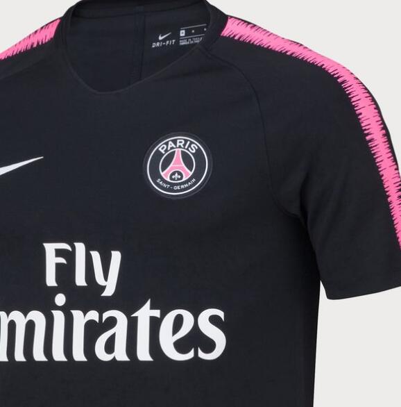 best loved 14ce9 966d4 Psg training black pink 2018/19