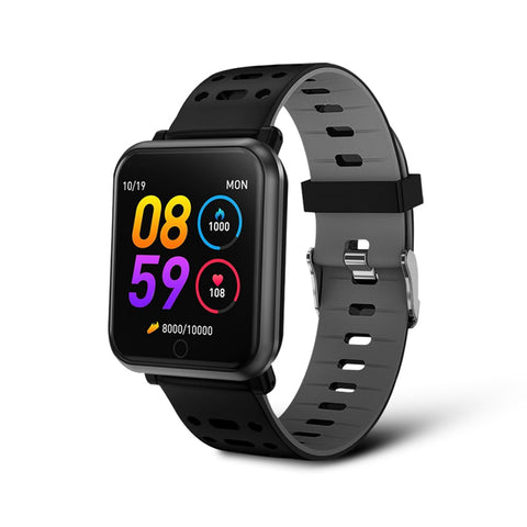 Smartwatch Sport Monitor Ritmo Cardiaco Android W30