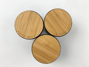 Angie Wood Creations Bamboo / Engrave Dark Brown Wood Grain - Bamboo Popsockets,Phone stand,Cell phone holder,PopSockets Smartphone & Tablet Grip Stand,Phone stands,Pop Socket