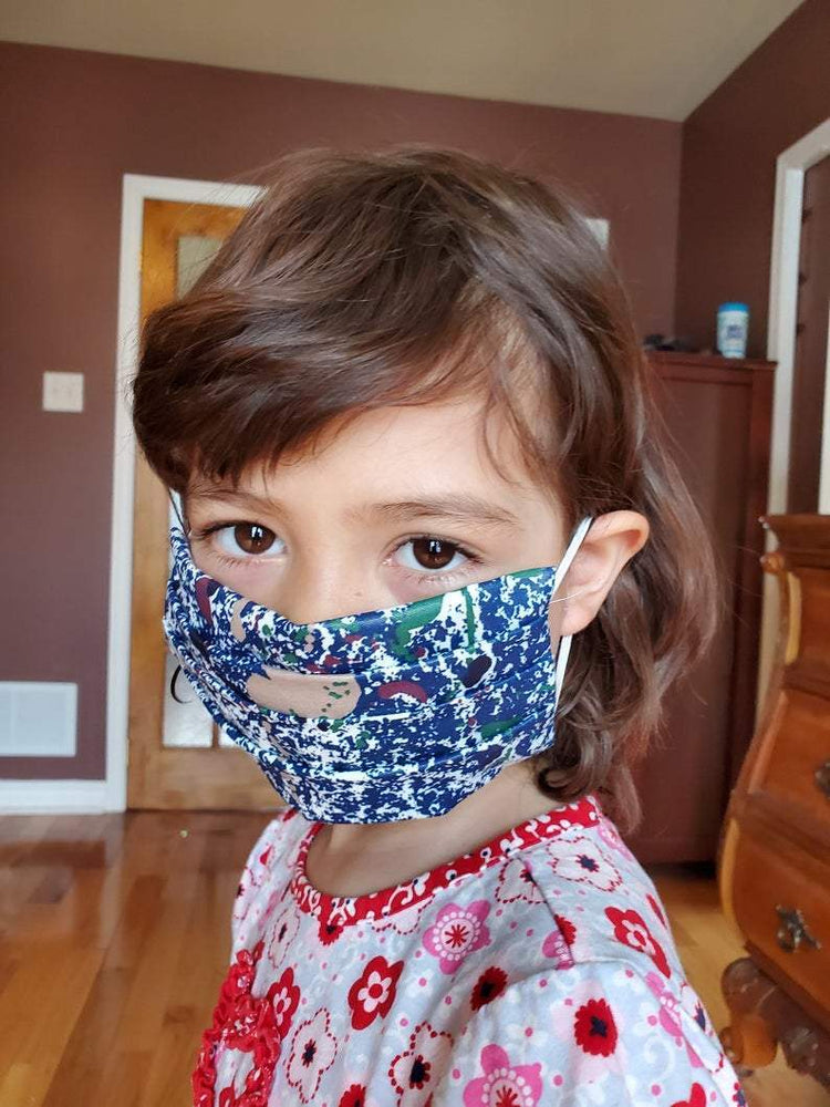 Angie Wood Creations mask Kids Face mask, Reusable Face Mask,Cotton face mask,Mask,Women mask,Cotton Face Mask