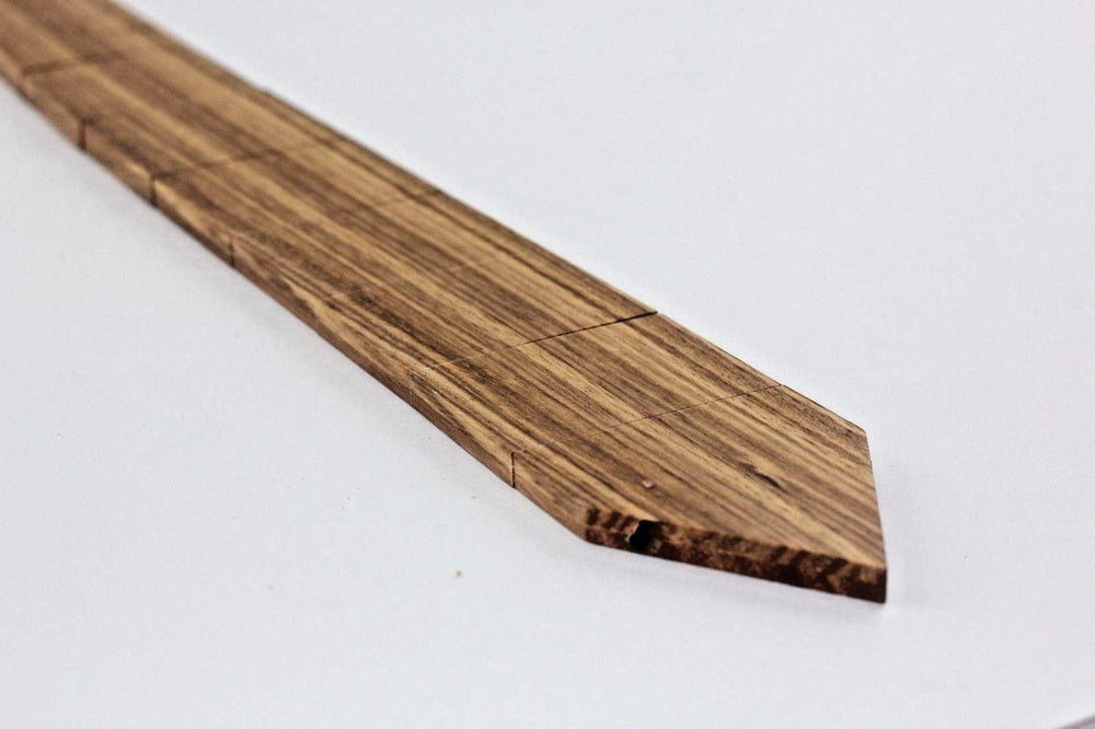 Angie Wood Creations Wooden bow tie Maple Wood Wood tie Angie Wood Creations