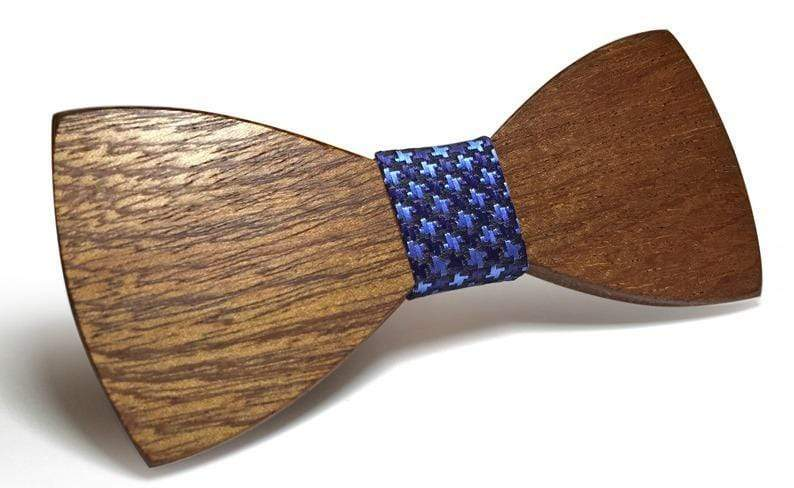 100% Natural Eco-friendly Handmade Wooden Bow Tie