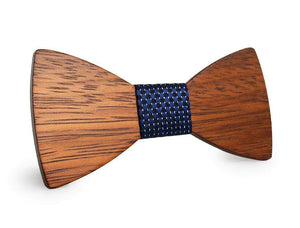 Angiewoodcreations Wooden bow tie Not Engraving on bowtie 100% Natural Eco-friendly handmade Wooden Bow Tie