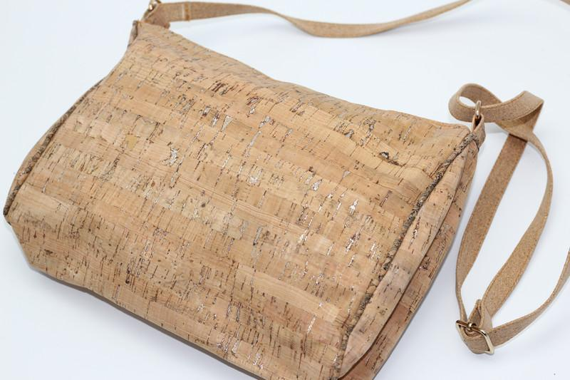 angiewoodcreations Cork Bag/ Wood bag/Wallet Women cork bag Angie 13