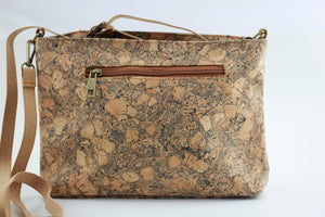 angiewoodcreations Cork Bag/ Wood bag/Wallet Women cork bag Angie 5