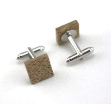 AngieWoodCreationsCo Cufflinks and Tie Clips Engrave cufflink wood ,cufflink men, cufflink men,accessories men,,men wear, trendy cufflink,wood cufflink ,Wood accessories,Cufflinks Men.