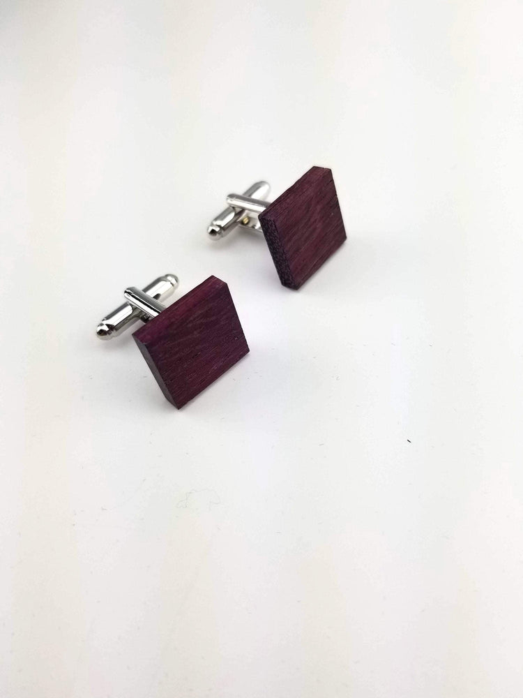 Engraved cufflink, wood cufflink,men cufflink,Square cufflinks,Square,Men wood cufflinks,Groommans CUfflinks,Personalized Cufflinks(cl0033)