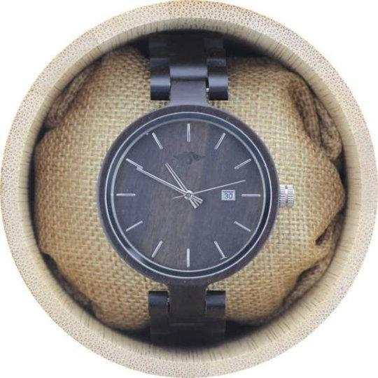 AngieWoodCreationsCo Woman Wooden watch Wooden Watches Unisex