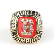 2004 Boston Red Sox Championship Ring