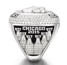 2015 Chicago Blackhawks Stanley Cup Championship Ring