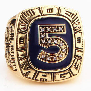 Joe DiMaggio Baseball Championship Ring