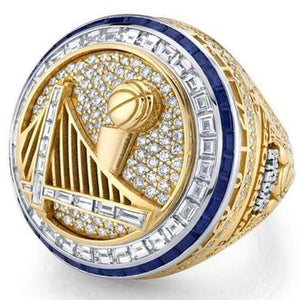 2017 Golden State Warriors Championship Ring