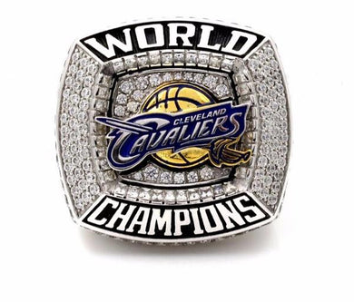 MVP LeBron James 2016 Cleveland Cavaliers Championship Ring