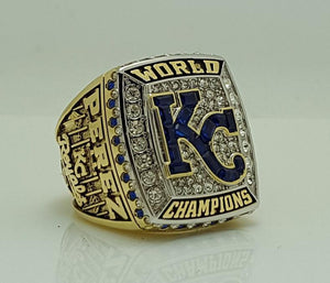 Kansas City Royals World Series Championship Ring