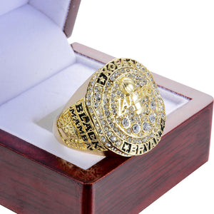 BLACK MAMBA LAKERS CHAMPIONSHIP RING
