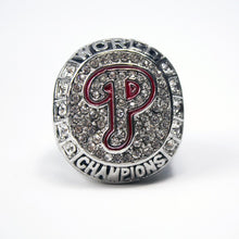 2008 Philadelphia Phillies World Series Championship Ring