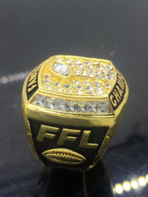 Fantasy Football Championship Trophy Ring