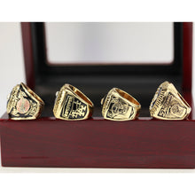 LOS ANGELES DODGERS 1955 1978 1981 1988 WORLD SERIES CHAMPIONSHIP RING SET 4 PCS