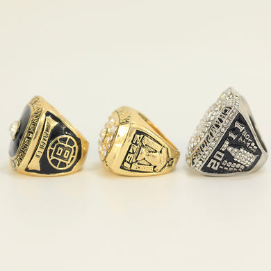 1970 1972 2011 BOSTON BRUINS STANLEY CUP CHAMPIONSHIP RING SET